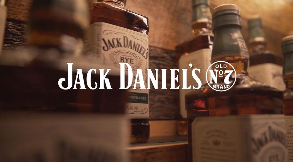 JACK DANIELS & TEAM I WILL